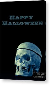 Skull Photographs Acrylic Prints