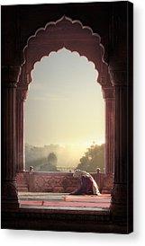 India Acrylic Prints