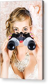 Glamour Optics Acrylic Prints