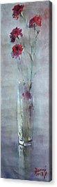 Bouquet Of Flowers Acrylic Prints