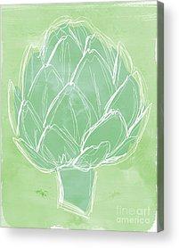 Artichokes Acrylic Prints
