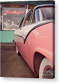 Mels Drive-in Acrylic Prints