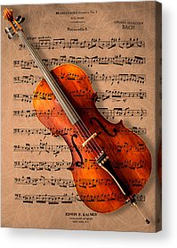 Instrument Acrylic Prints