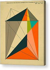 Pyramid Acrylic Prints