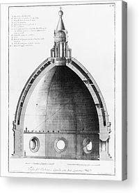 Duomo Di Firenze Acrylic Prints