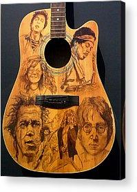 Rollingstone Acrylic Prints