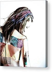 Thought Wild Acrylic Prints