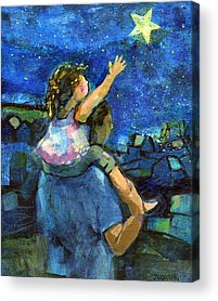 Daughter Gift Acrylic Prints