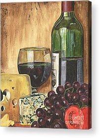 Grape Acrylic Prints