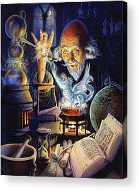 Conjurers Acrylic Prints