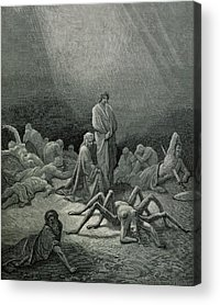 Purgatory Acrylic Prints