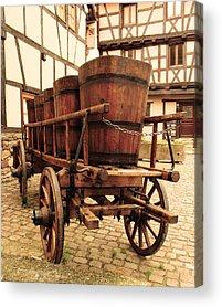 Wine Hods Photographs Acrylic Prints