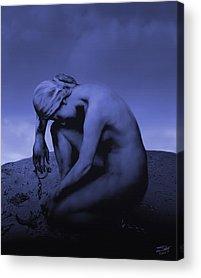 Discrimination Digital Art Acrylic Prints