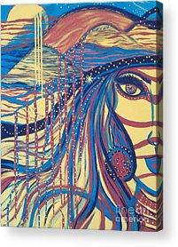 Adriana J Garces Acrylic Prints