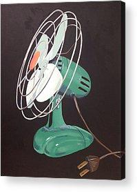Fan Acrylic Prints
