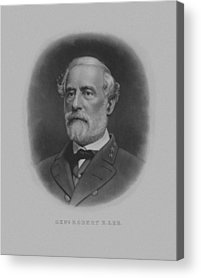 The General Lee Drawings Acrylic Prints