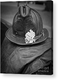 First Responders Acrylic Prints
