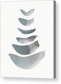 Spa Acrylic Prints