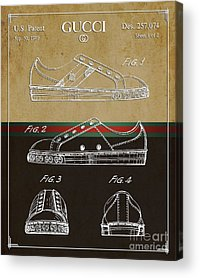 Collectible Sports Drawings Acrylic Prints