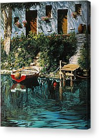Docks Acrylic Prints