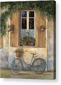 Bike Acrylic Prints