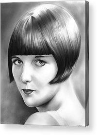 Louise Acrylic Prints