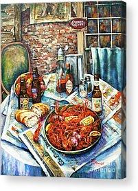 New Orleans Acrylic Prints