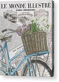 Vintage Bike Acrylic Prints