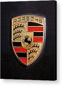 Emblem Acrylic Prints