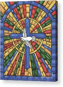 Priest Acrylic Prints