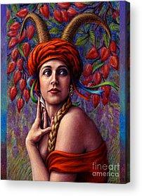 Turban Acrylic Prints