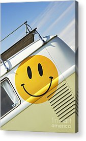 Smile Acrylic Prints