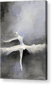 Ballet Acrylic Prints