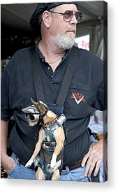 Designs Similar to Doggie Biker by Carl Purcell