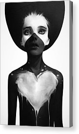Black Acrylic Prints