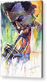 Miles Davis Acrylic Prints