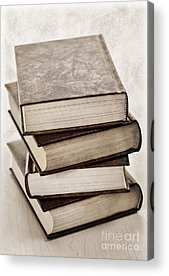 Book Cover Acrylic Prints