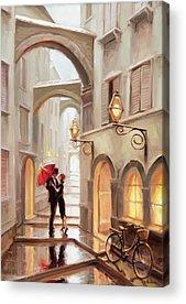 Romance Acrylic Prints