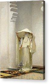 John Singer Sargent Acrylic Prints