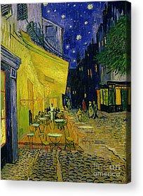 Van Gogh Acrylic Prints
