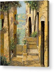 Provence Acrylic Prints