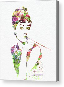 Actor Acrylic Prints