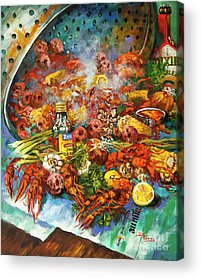 Designs Similar to Crawfish Time by Dianne Parks