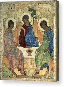 Bible Scene Acrylic Prints