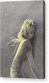 Limelight Drawings Acrylic Prints