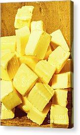 Margarine Acrylic Prints
