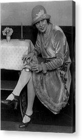 1920s Portraits Acrylic Prints