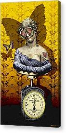 Tattoo Digital Art Acrylic Prints