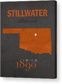 Stillwater Acrylic Prints