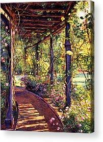 Gardenscapes Acrylic Prints